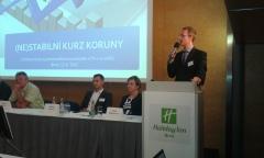 8. ročník konference Očekávaný vývoj potravinářského průmyslu v ČR a ve světě