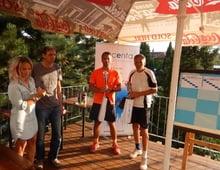 Tenisový turnaj AKCENTA CZ - 3. místo