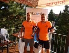 Tenisový turnaj AKCENTA CZ - 1. místo