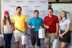 Golfový turnaj AKCENTA CUP 2021 - Golf Mladá Boleslav