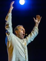 Jaroslav Dušek odehrál v Hradci dvě představení
