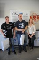 AKCENTA CZ GRAND SLAM 2019 - Hradec Králové 22.3.2019